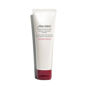 Deep Cleansing Foam - Shiseido, Cleansers & Makeup Removers