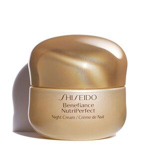 Nutriperfect Night Cream - Shiseido, Day & Night Creams