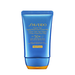 Expert Sun Aging Protection Cream Plus SPF50+ - Shiseido, Expert Sun Protector