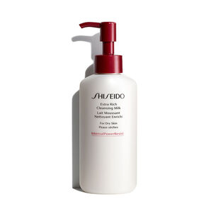 Extra Rich Cleansing Milk - Shiseido, Cleansers & Makeup Removers
