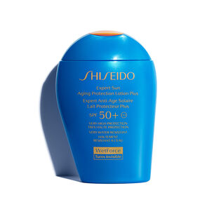 Expert Sun Aging Protection Lotion Plus SPF50+ - Shiseido, SPF 50+