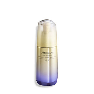 Uplifting and Firming Day Emulsion SPF 30 - Shiseido, Vital Perfection