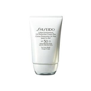 Urban Environment UV Protection Cream Plus SPF50 - Shiseido, Face Sun Protection
