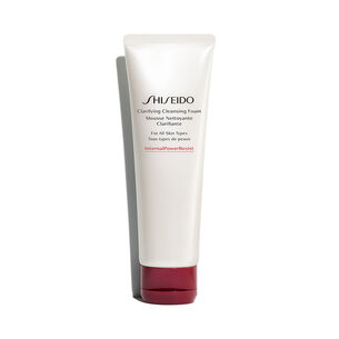 Clarifying Cleansing Foam - Shiseido, Cleansers & Makeup Removers